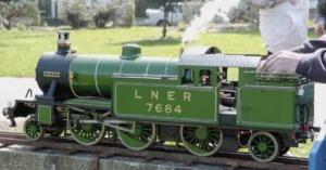 Sir Nigel Gresley designed Class V3 - Lady Jane